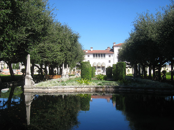 Vizcaya in Miami