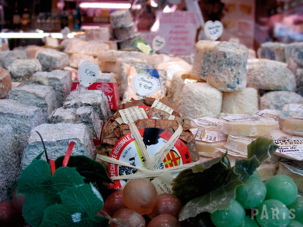 You have to try Cheese at Rue Mouffatard during 24 hours in PARIS