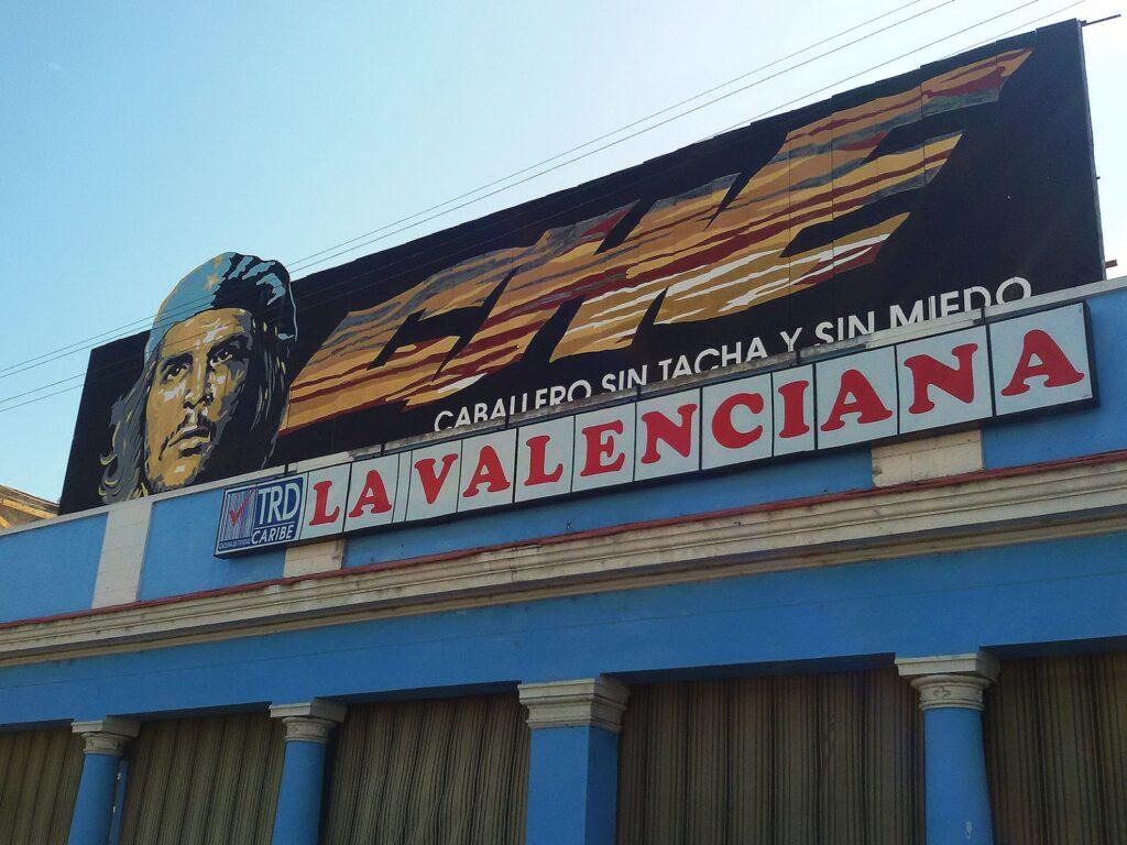Streetsign in Cienfuegos