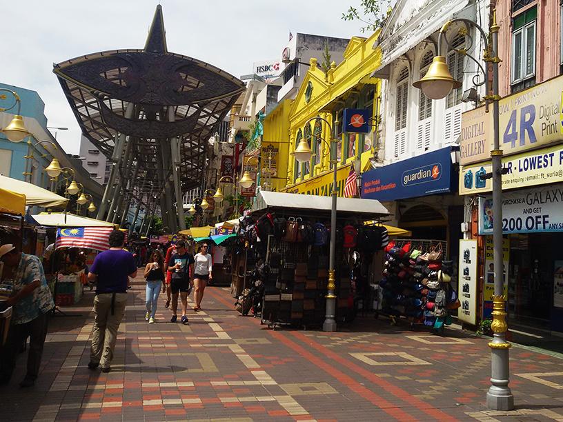 Jalan Hang Kasturi Central Market