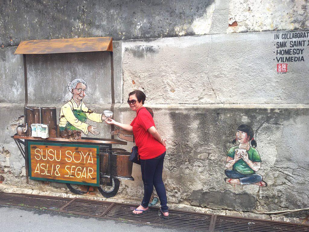 Streetart by St. Xavier's, Homesoy and Vilmedia