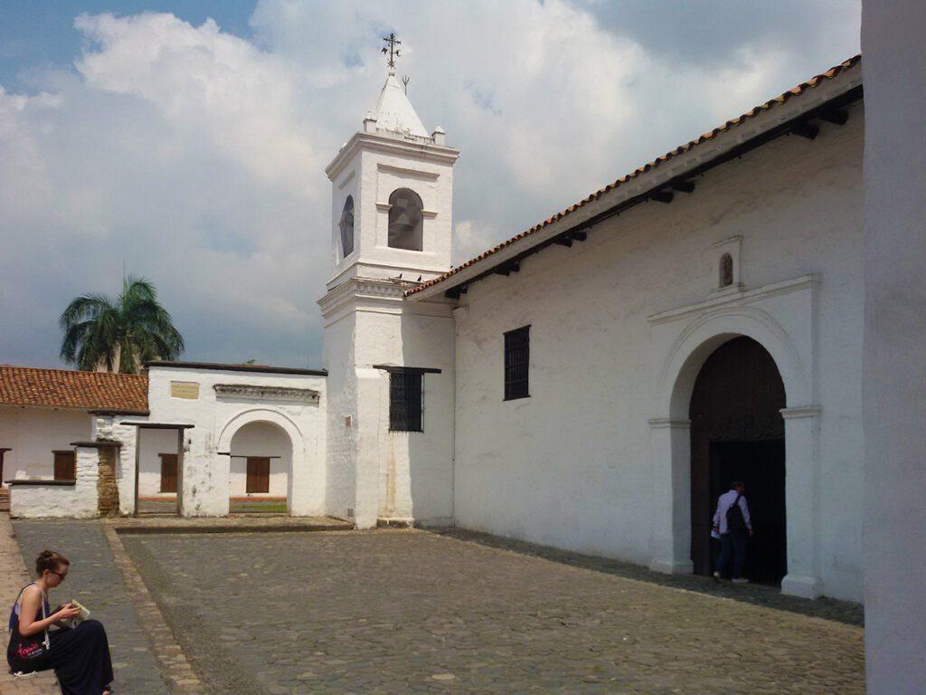 Iglesia La Merced in Cali, Colombia