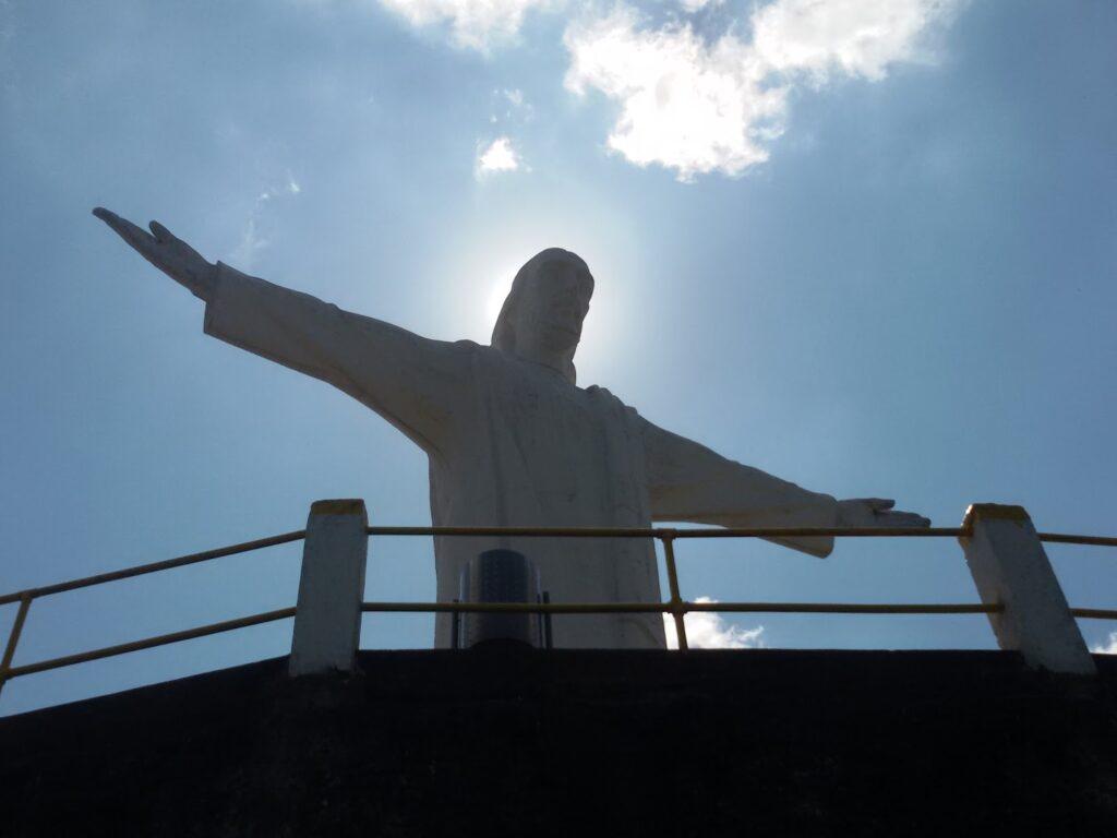 Cristo Rey in Cali, Colombia