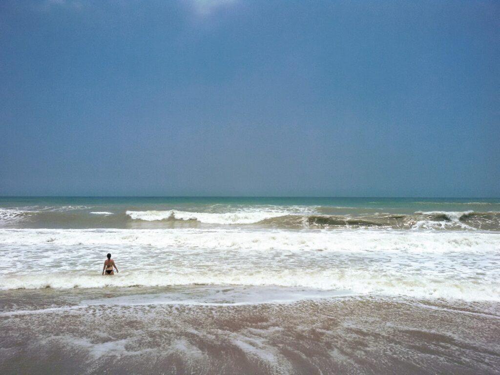 Beach of Palomino