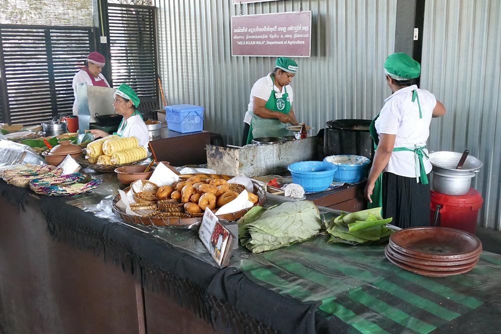 True Sri Lankan Taste Eatery