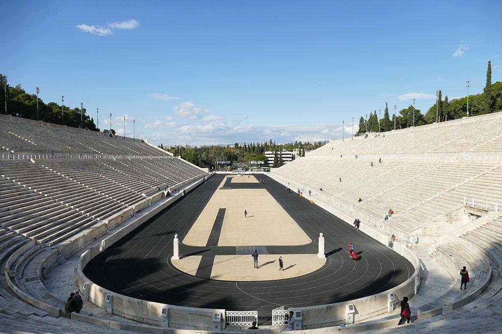 The Panathenaicum in Athens