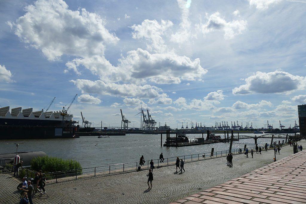 Port of Hamburg illustrating a Comprehensive Guide to Hamburg