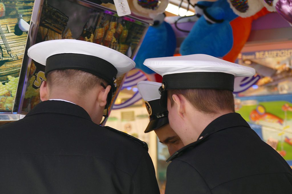 Sailors at the Port of Hamburg, illustrating a Comprehensive Guide to Hamburg