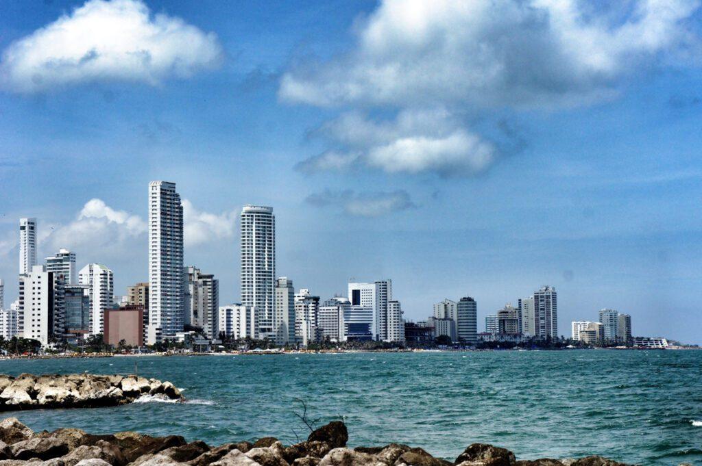 Bocagrande of Cartagena