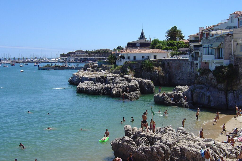 Beach of Cascais