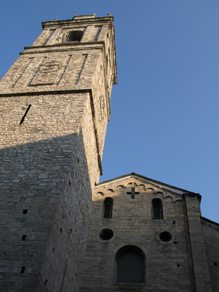 Basilica of San Giacomo in Bellagio