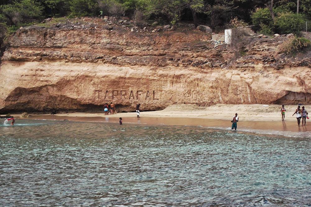Beach of Tarrafal