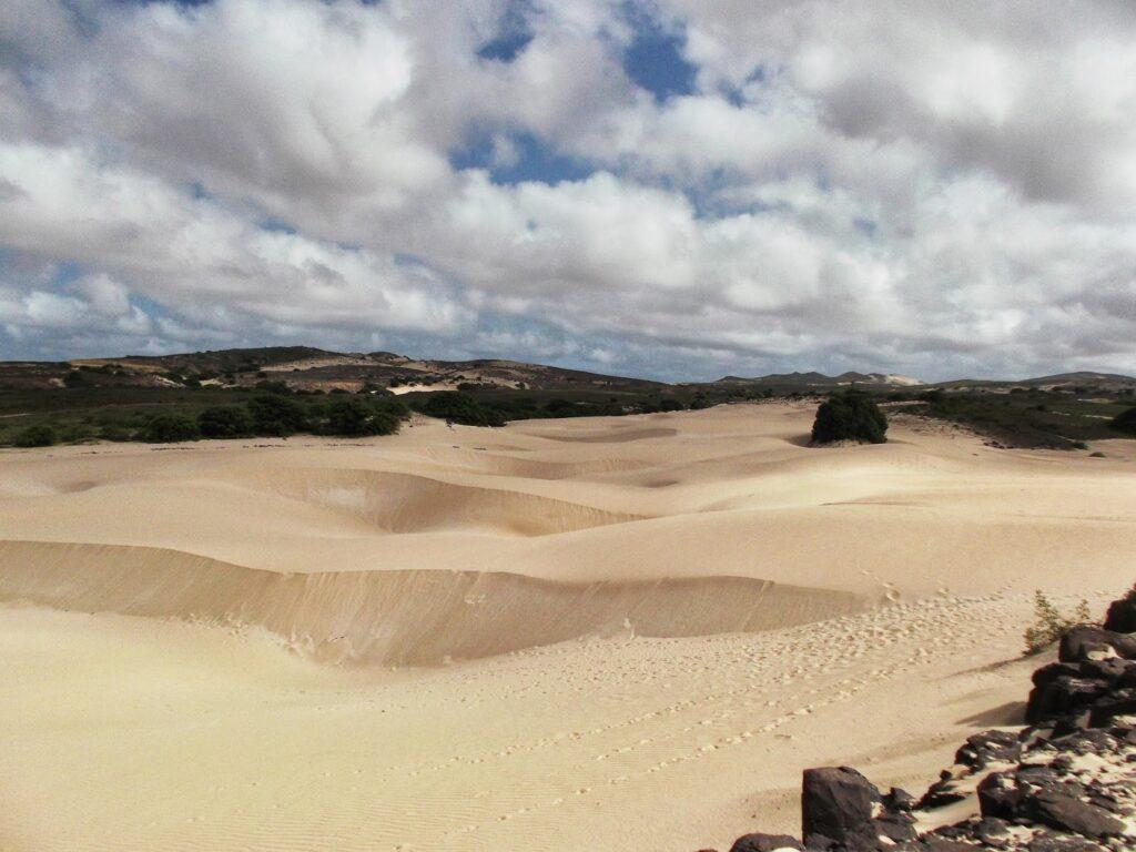 Deserto de Viana.