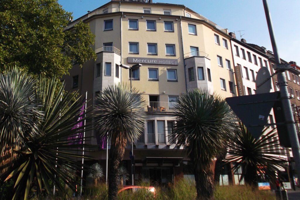 Düsseldorf Mercure Hotel