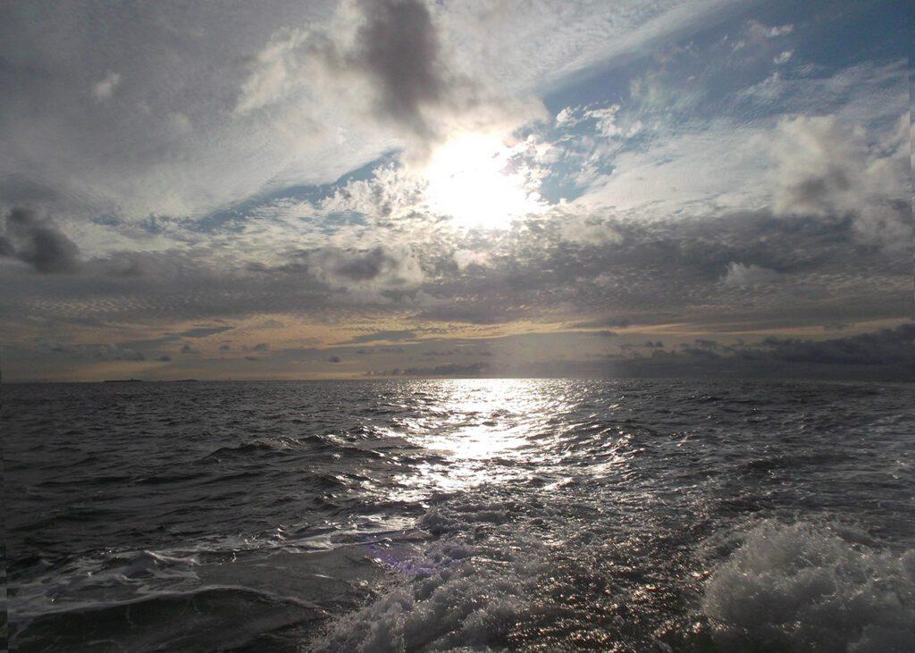 bye:myself - Renata Green - byemyselftravels: Cuxhaven - Neuwerk