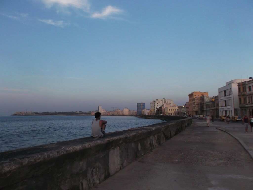 Malecon at Dawn