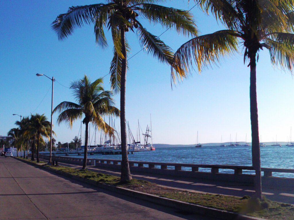 Malecon at Cienfuegos
