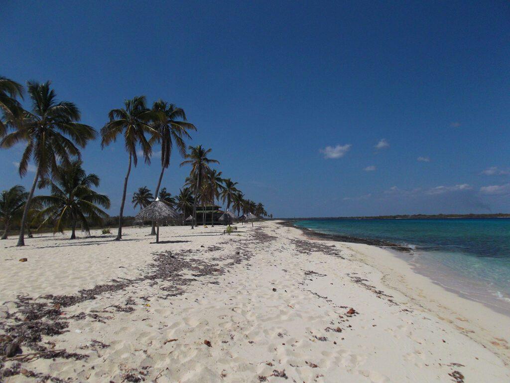 Playa Santa Lucia Cuba