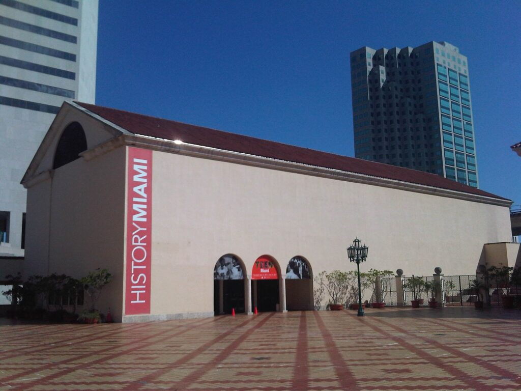 Miami History Museum, a spot to be visited during 24 hours in Miami