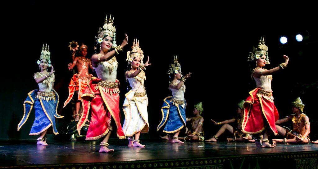 Cambodian Dance