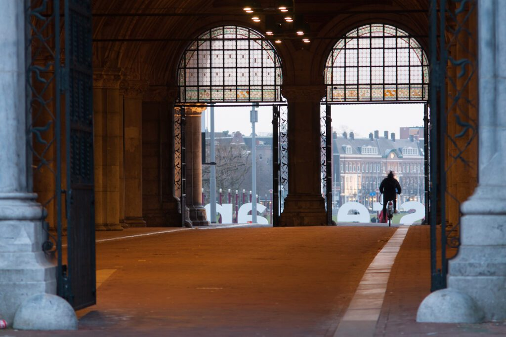 Rijksmuseum to be visited during 24 hours in Amsterdam