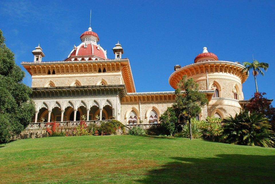 Palácio de Monserrate.