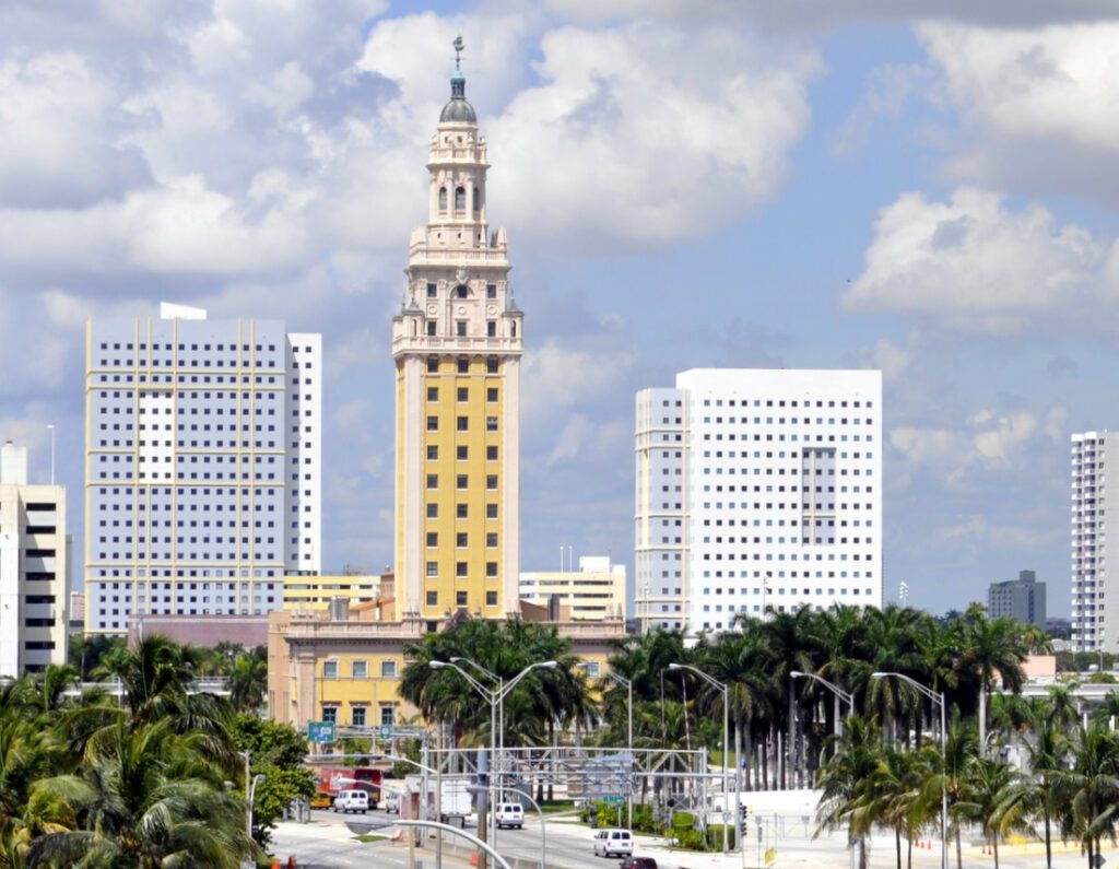 Government Center in Miami