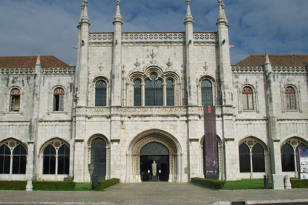 Centro de Archeologia de Lisboa in Belém