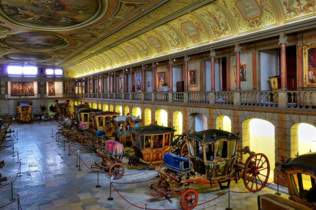 Museu Nacional dos Coches in Belem