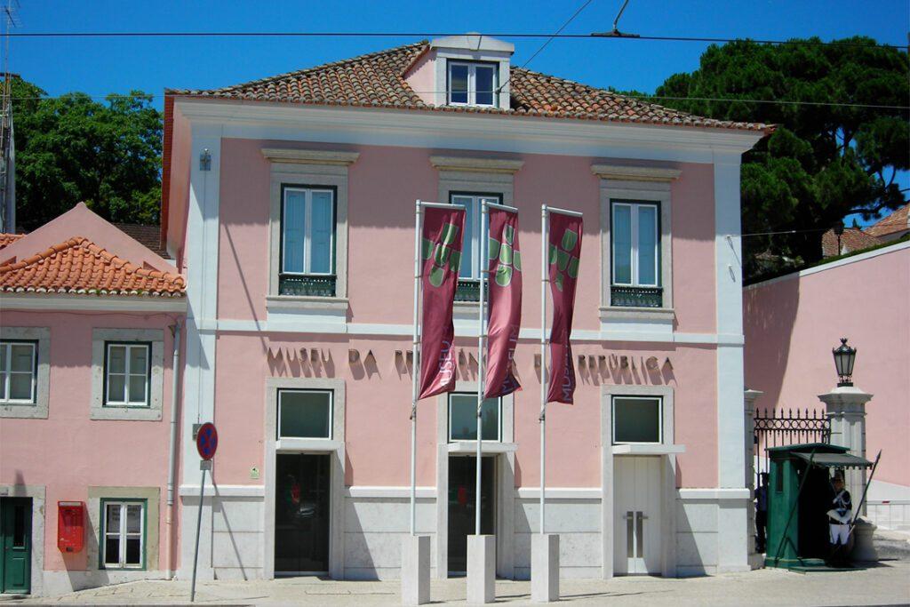 Museu Presidencia da Republica in Belem