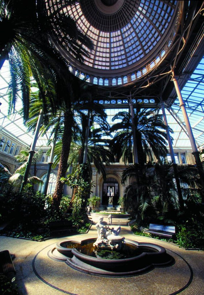 Wintergarden at Ny Carlsberg Glyptotek