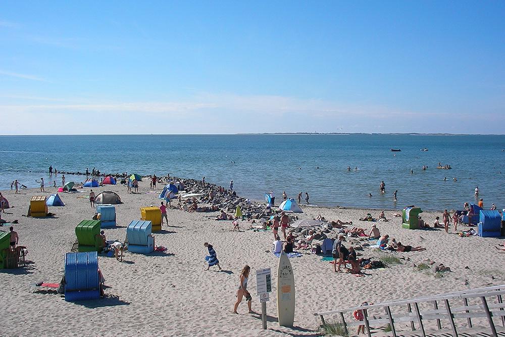 Beach on Föhr