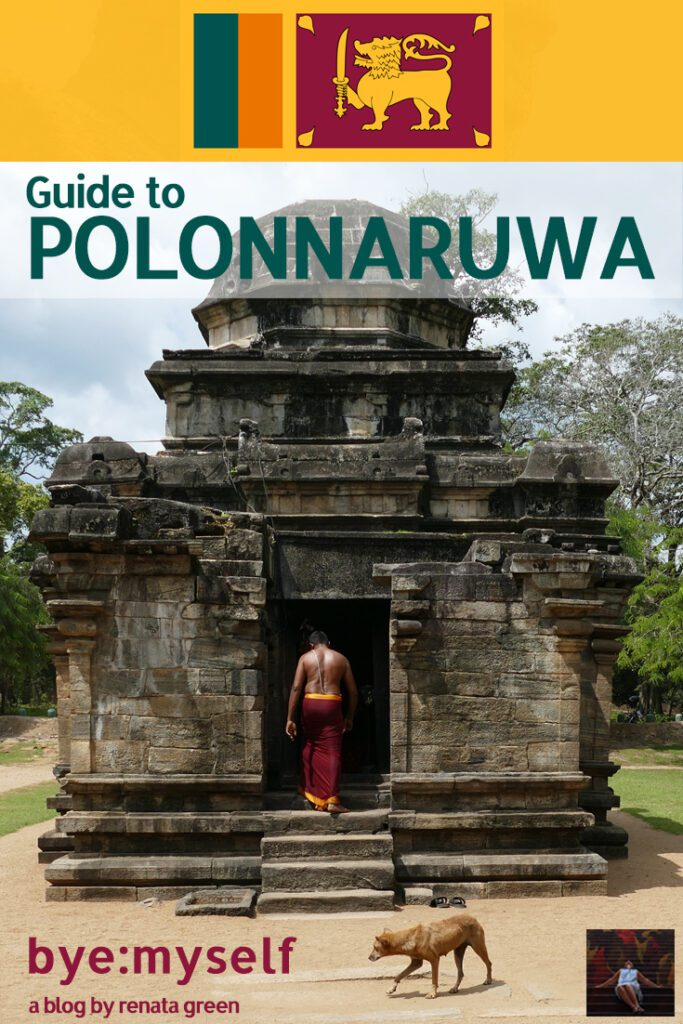 Pinnable Picture of the Post   Guide to Polonnaruwa