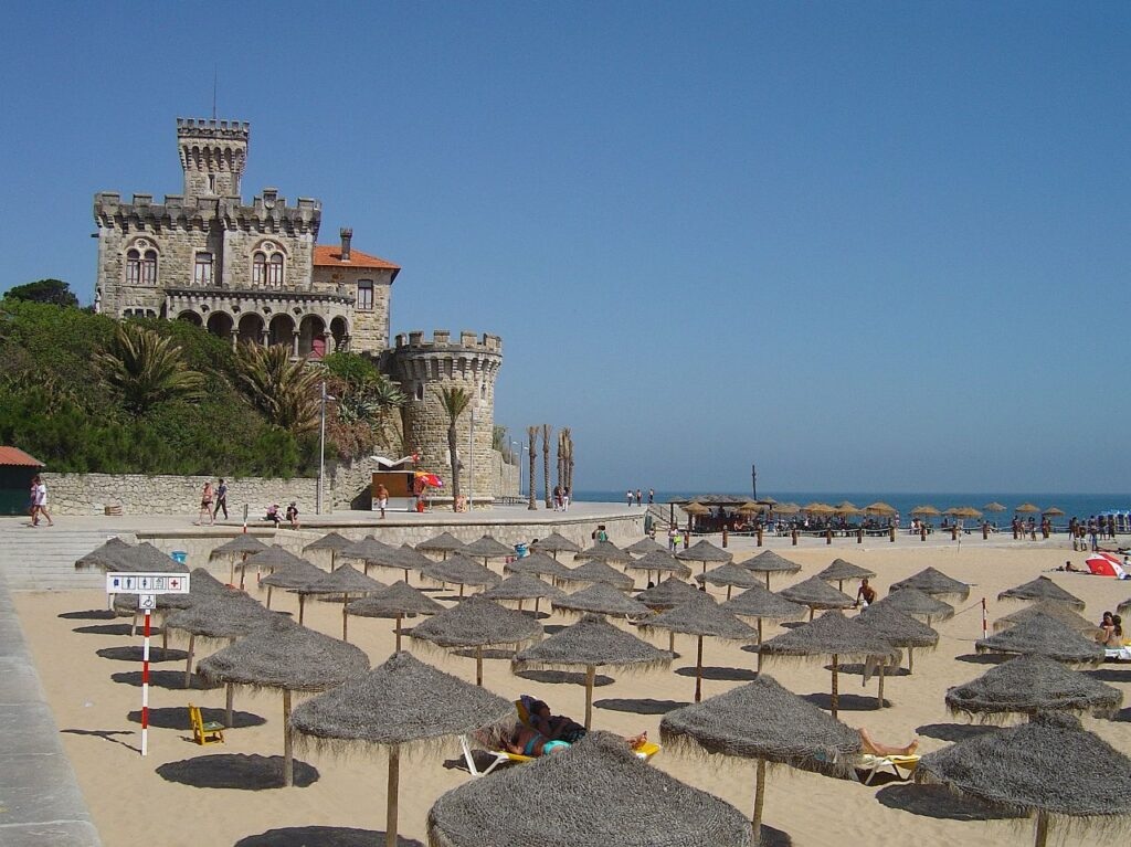 Beach of Estoril