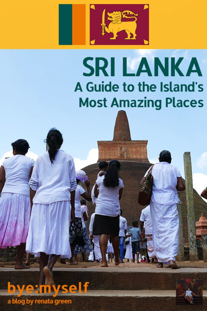 Pinnable Picture for the post on Sri Lanka