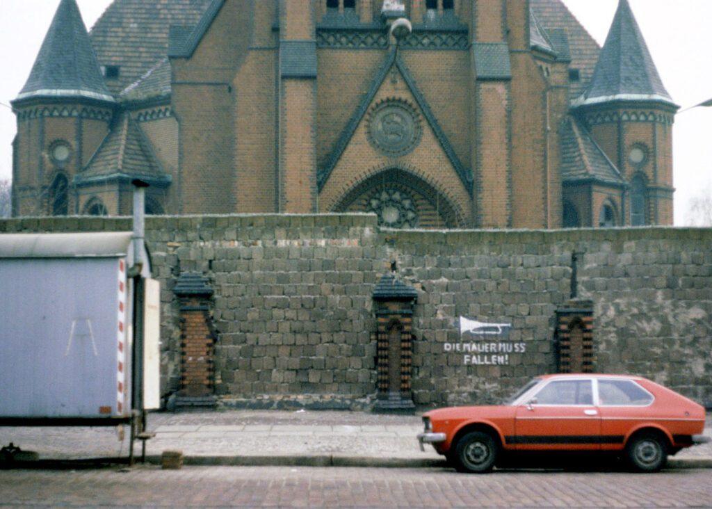 Versöhnungskirche in Berlin