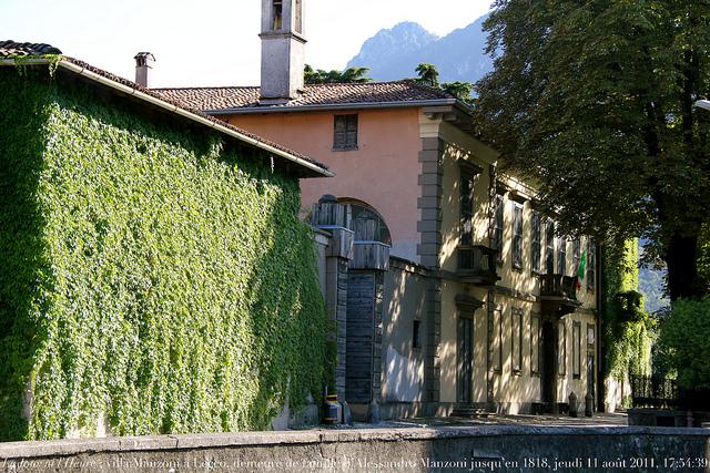 Villa Manzoni in Lecco