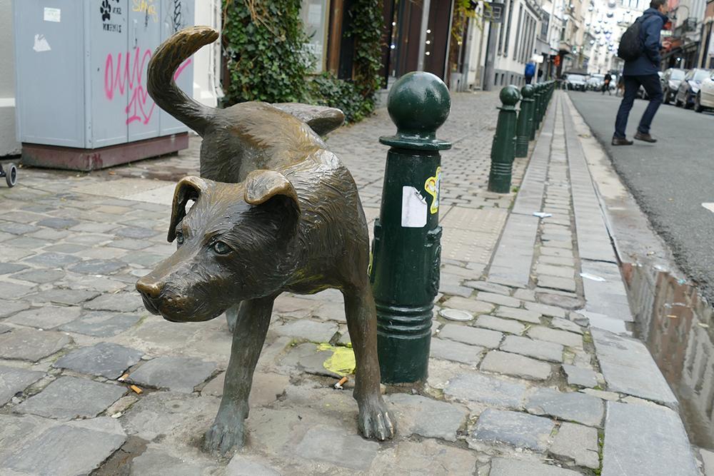 Zinneke Pis Brussels