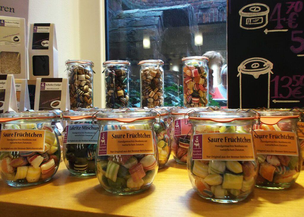 Bremen's artisan candy