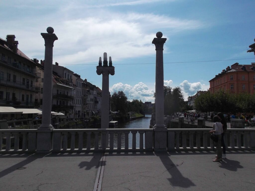 Ljubljana Cobbler's Bridge