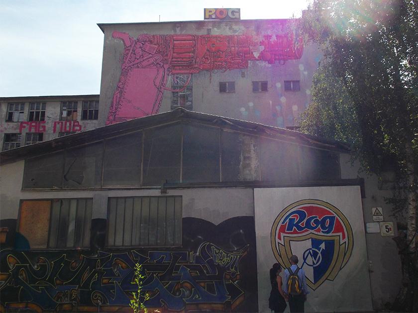 Ljubljana Rog