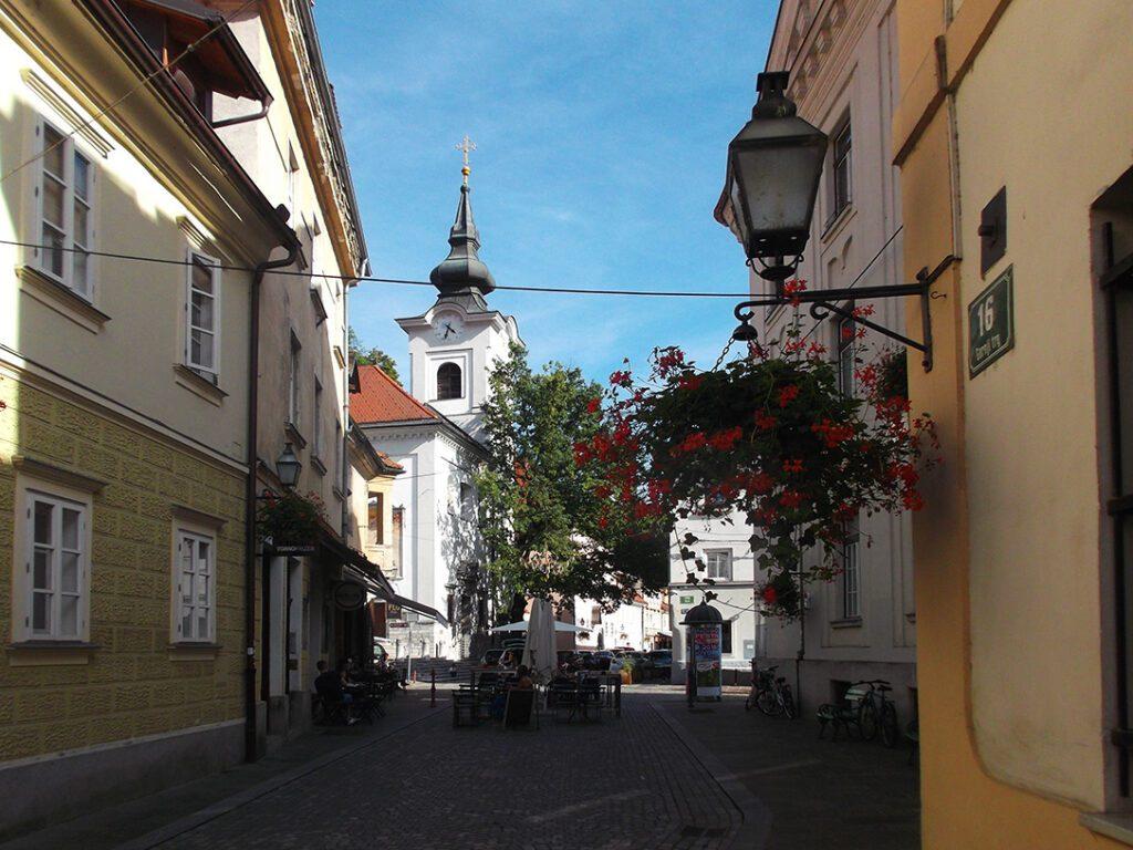 Ljubljana St. Florian Church
