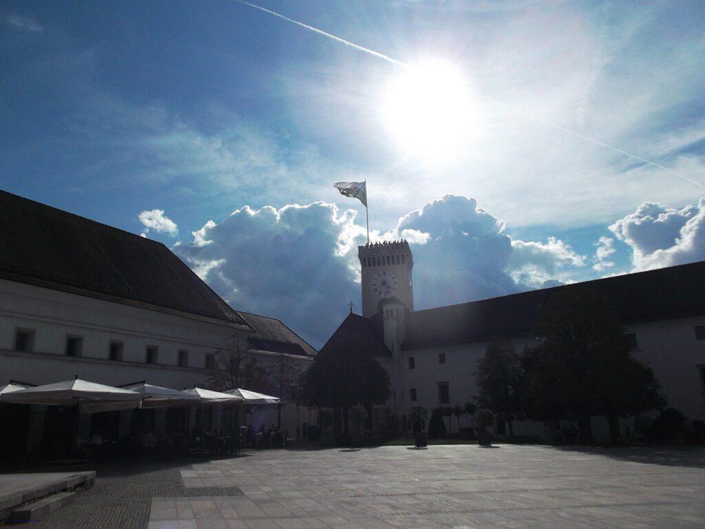 Ljubljana Ljubljanski Grad