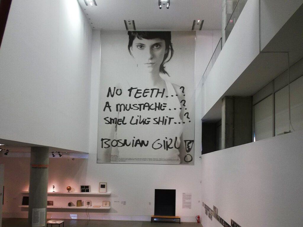 Zagreb Muzej suvremene umjetnost Museum of Contemporary Art Sejla Kameric