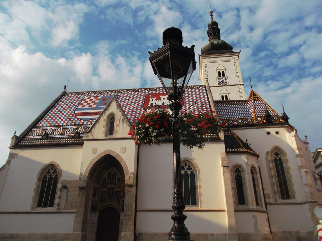 St. Mark's in Zagreb