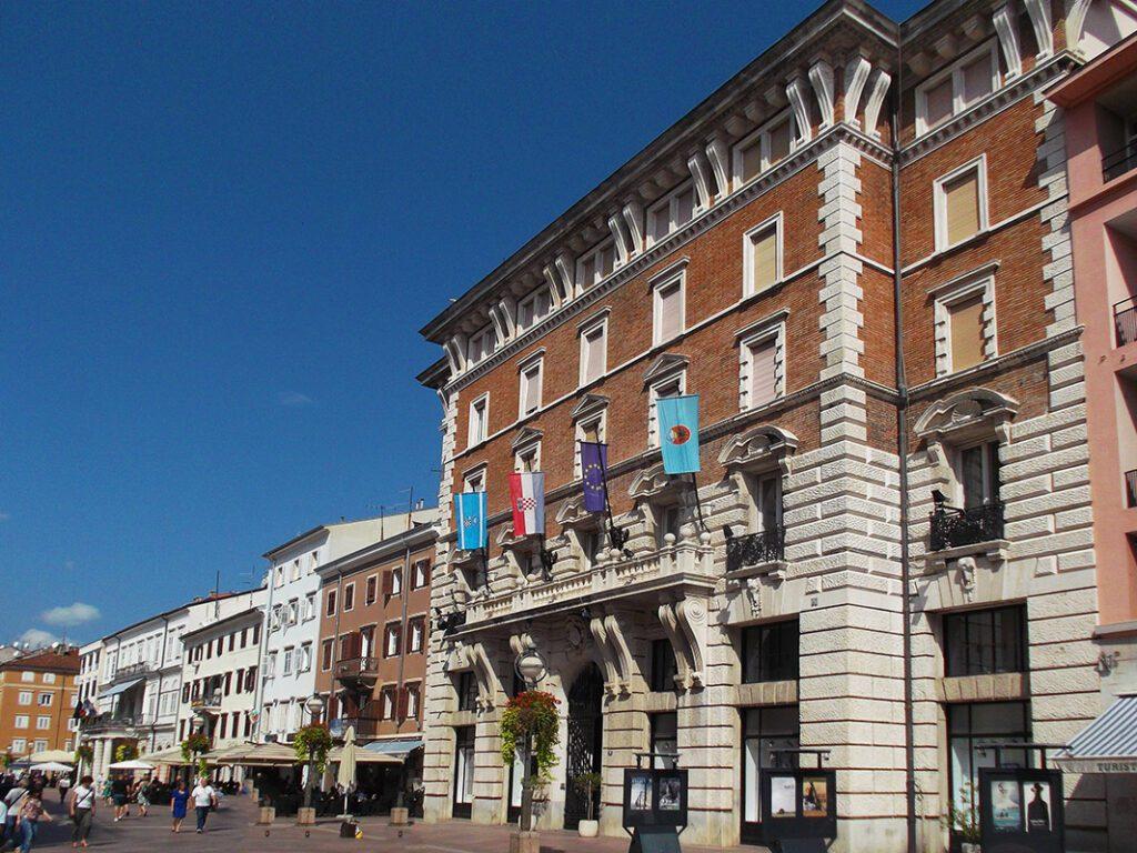 Town Hall of Rijeka