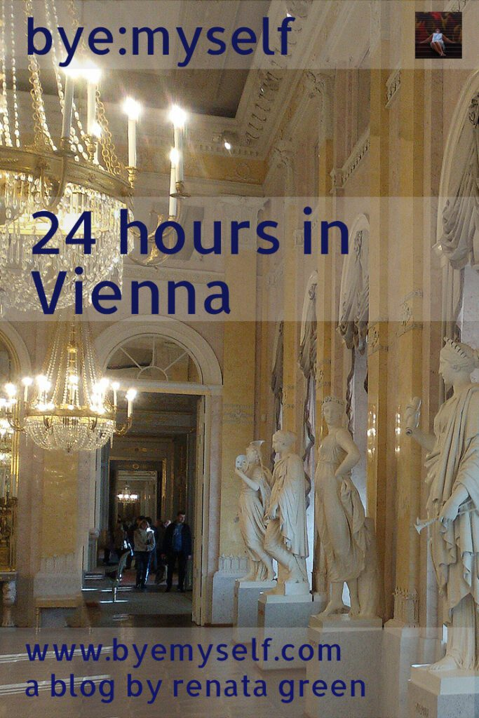 Pinnable Picture for the Post on 24 hours in Vienna