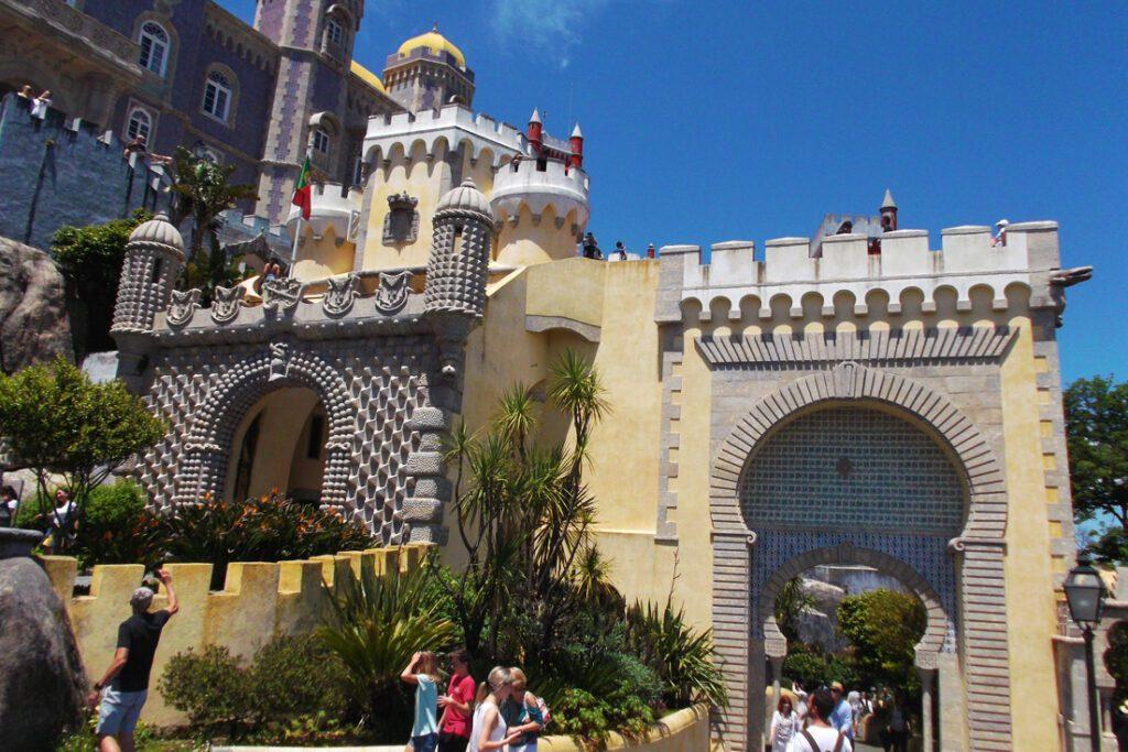 Palácio Nacional da Pena in Sintra