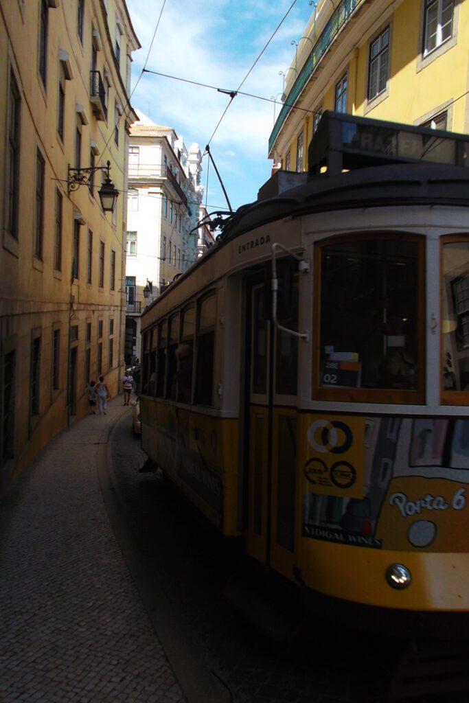 Lisbon's tram #28