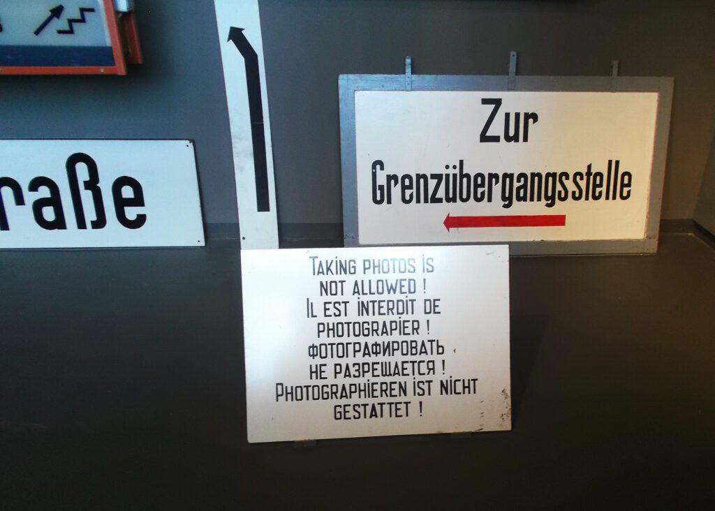 bye:myself - Renata Green - byemyselftravels: Berlin Wild East - Tränenpalast